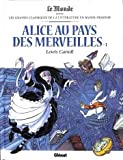 Alice au pays des merveilles, Tome 1 Les grands classiques de la littérature en bande dessinée