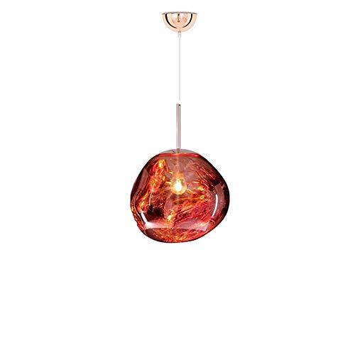 Moderne Led Enkele Hoofd Hanger Lamp Lampen Ophangende Lamp Dixon Licht Bevestiging Moderne Ophangende Plafond Lampen Smelt Lava Kroonluchter Verlichting