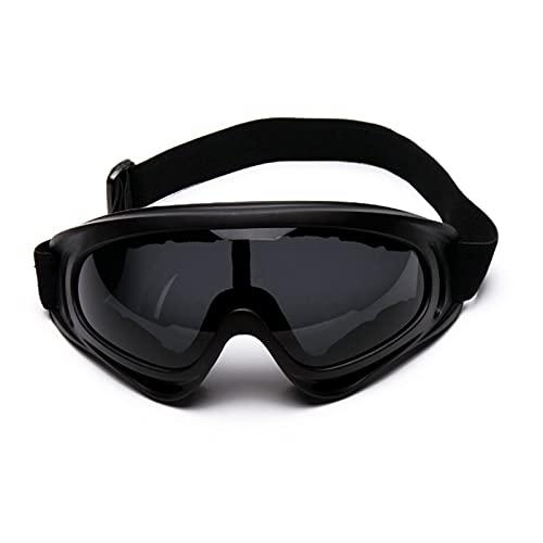 Nueva tabla de snowboard polarizada a prueba de polvo Gafas de esquí deportes al aire libre A prueba de viento Eyewear Eyewear Hombres Mujeres Marca de calidad Snowboard Gafas Ski Bike Dirt Bike Goggl