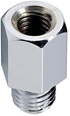 Spiegeladapter M8 auf M10 Rechtsgewinde, Adapter für Spiegel M-4999