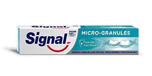Signal Micro-Granules Past de Dientes-75 ml, Estándar
