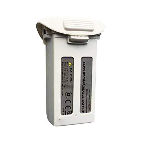 MaNMaNing para JJR/C X6 Alta Capacidad RC Quadcopter Lipo Batería 7.4V 3000mAh (Blanco)