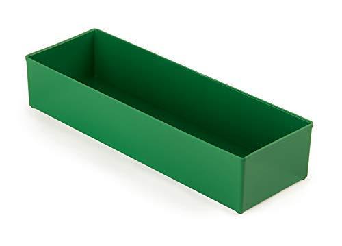 L Boxx Insetboxen G3 | 3 Stück | Bosch Sortimo Insetboxenset | Einsatzboxen für Sortimentskästen | Geeignet für Bosch Sortimo L-BOXX