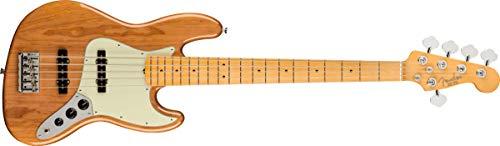 Fender American Professional II Jazz - Bajo (modo V, madera...