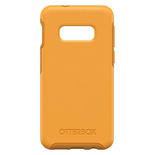 Otterbox Symmetry Funda Anti-Caídas Fina y Elegante para Samsung Galaxy S10e Amarillo