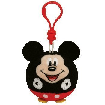 Ty Beanie Ballz Mickey Mouse - Clip by Ty