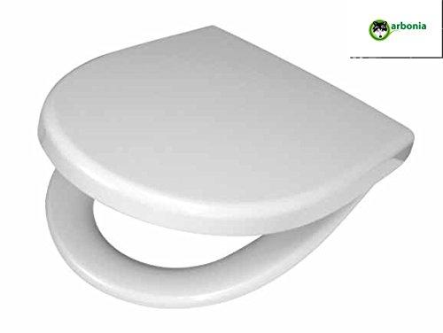 Sanibel 3001 WC-Sitz Typ S896951 Laufen pro Absenkautomatik abnehmbar