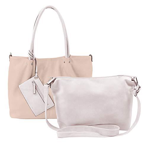 Maestro Surprise Handtasche Bag in Bag Shopper 45 cm