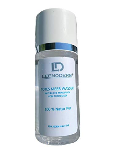 Leenoderm 100% natural minerals from the Dead Sea I makes the skin look vital and young again I premium product for extra problematic skin