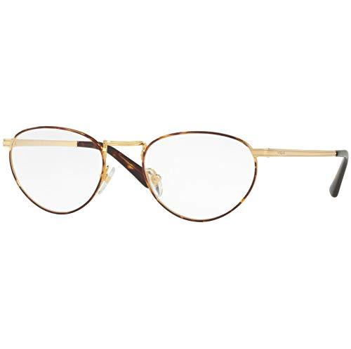 Vogue 0VO4084 Monturas de gafas, Gold/Havana, 52 para Mujer