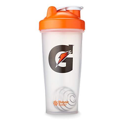 Gatorade Protein Powder Mixer Flasche