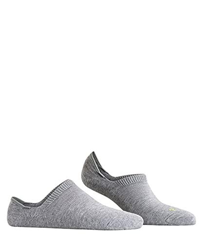 FALKE Damen Füßlinge Cool Kick – Funktionsfaser, 1 Paar, Grau (Light Grey 3400), Größe: 37-38 - 3