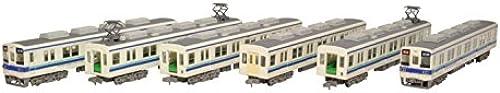 Bahn Sammlung Eisen Kore Tobu Railway 8000 8163 organisiert Tobu Urban Park Linie 6-Wagen-Set