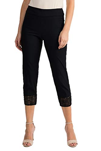 Joseph Ribkoff Black Pant Style 201437 - Spring 2020 Collection (18)