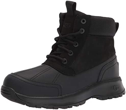 UGG Emmett Duck Boot Boot Black Size 10 product image