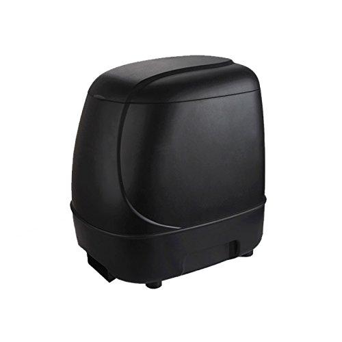 Wewoo dispensadores automáticos Contador dispensador de Comida para Peces Gran Capacidad Capacidad: 10L