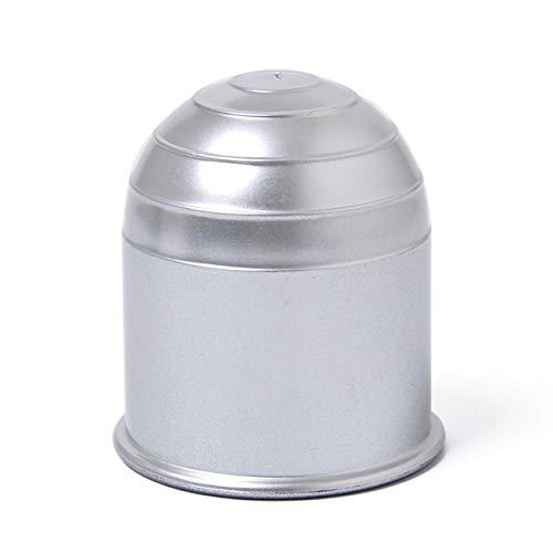 Lodenlli Universal 50mm Barra de Remolque Cubierta de la Bola Tapa Enganche de Remolque Caravana Remolque Towball Proteger Barra de Remolque Cubierta de la Bola