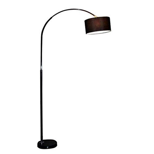 Lámparas de pie Elegante De Hierro Forjado Elegante De La Sala Personalizada del Dormitorio Sala De Estudio