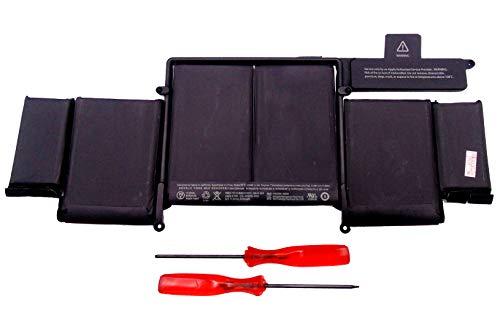 FengWings® A1493 A1502 11.34V 6330mAh Remplacez la Batterie Compatible avec Apple MacBook Retina 13' A1502 (Late 2013, Mid 2014 Version) ME864LL/A ME866LL/A