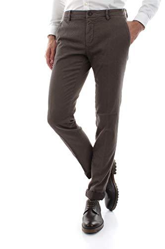 Mason's Milano CBE060-9PN2A4973 Pantaloni Uomo Moro 50