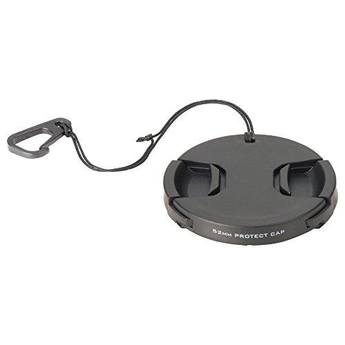 HAKUBA レンズキャップ レンズプロテクトキャップ 52mm 脱落防止フック付 KA-LCP52