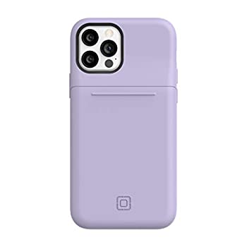 Incipio Stashback Case Compatible with iPhone 12 & iPhone 12 Pro - Lilac Purple