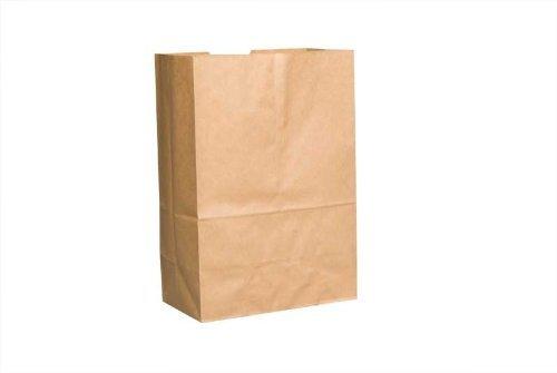 Duro 81006 Grocery Kraft Paper Bag, 500 Count - 2lb Capacity per Bag