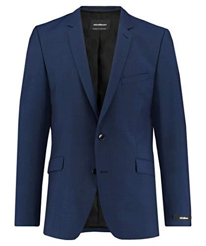Strellson 1101469-L-Allen Veste de Costume, Bleu (126), 52 Homme