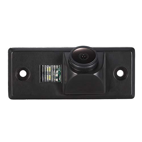 HD Telecamera retromarcia a colori visione notturna sistema di parcheggio impermeabile e resistente agli urti per VW Volkswagen Golf Variiant Mk4 MK5/Tiguan/Touareg/Polo 3C/Jetta/Passat/Sharan/Bora