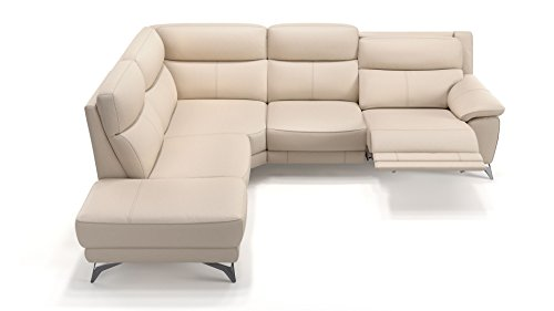 sofanella Designer Couch Designsofa Ledersofa Leder Ecksofa Eckcouch Sofa Garnitur Couchgarnitur