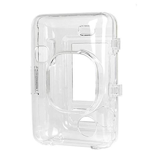 Ranana Hochwertige PU Leder Reisetasche Ersatz mit Schultergurt für Fujifilm Instax Mini Liplay Hybrid Sofortbildkamera apposite