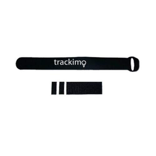 Trackimo Drone Attachment kit for Worldwide GPS tracking device with extra industrial strength velcro strap, protect your drone
