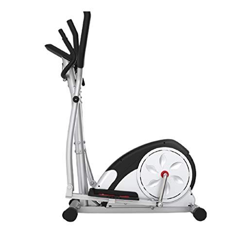 Bicicleta Deportiva Giratoria Máquina Elíptica para El Hogar Pequeño Equipo De Fitness para Interiores Control Magnético Máquina Elíptica Silenciosa Step Space Walker Estática
