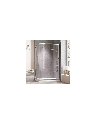 Mampara Ducha 70 X 70 Transparente Marca Platos de ducha y mamparas