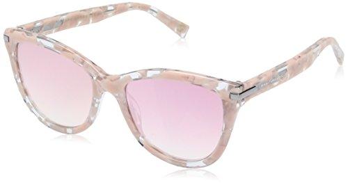 Marc Jacobs Marc 187/S VQ HT8 54 Occhiali da Sole, Rosa (Pink Havana/Pink Multilayer), Donna