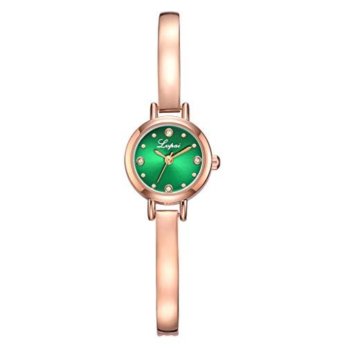 Reloj Reloj for el regalo del aniversario de boda cumpleaños graduación for el amor Amigo de la mamá grabado Relojes de acero correa de reloj de pulsera de reloj de las mujeres de las señoras
