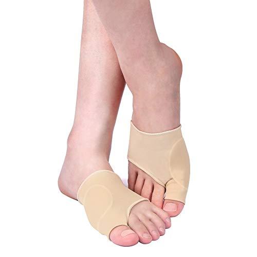Doact Hallux Valgus Korrektur Verband (1 Paar), Hallux Valgus Socken für Schneider Bunion, Hallux Valgus, große Toe Joint, Hammer Zehe Schmerzlinderung für Männer und Frauen