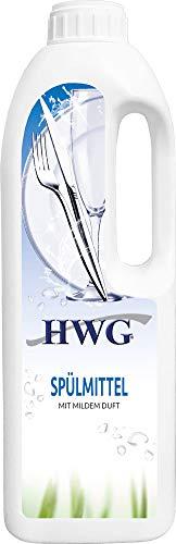 HWG jabón para platos - 1000 ml
