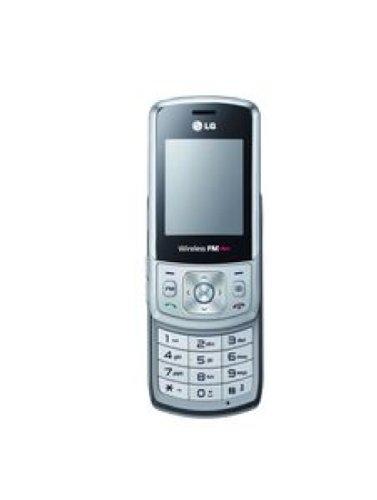 LG GB230 Julia Handy (5.1 cm (2 Zoll) Display, Bluetooth, 2 Megapixel Kamera) silver