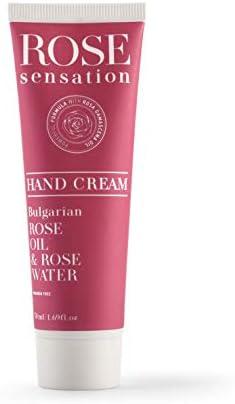 Rose Sensation Nourishing and Hydrating Hand Cream product image