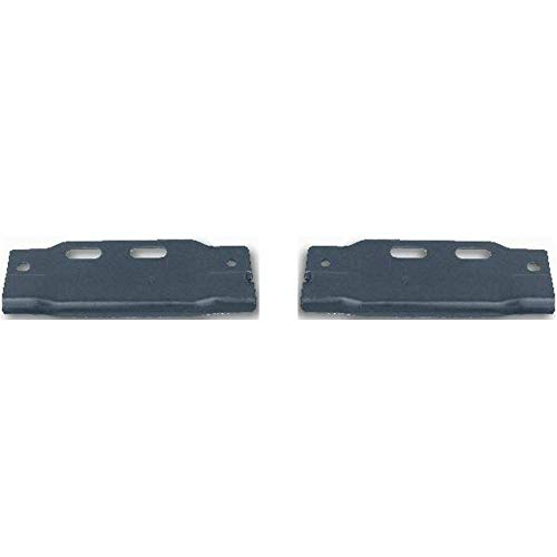 Front Bumper Mounting Bracket Set Compatible with 92-97 Ford Bronco F Series Trucks