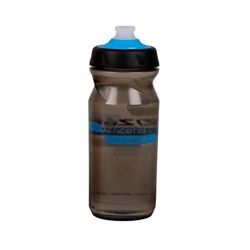 Bidon zefal sense pro 65 negro trans cian 650 ml