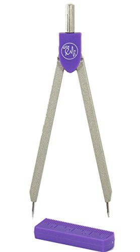 Elite Medical Instruments EMI Basix Economy EKG Caliper EKG-101-V, Violet