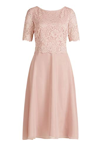 Vera Mont Cocktailkleid Foggy Rose, 44 Damen