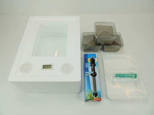Campo24 ST4 Reptilien Inkubator Incubator Brutkasten Brutmaschine