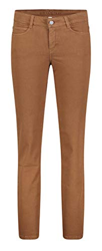 MAC Jeans Damen Dream Jeans, Braun (Bison Brown PPT 277r), W40/L30 (Herstellergröße: 40/30)