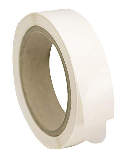 1000 adesivi rotondi, 25 mm, 2,5 cm, adesivi rotondi, adesivi trasparenti, adesivi per buste, adesivi rotondi, adesivi trasparenti, adesivi trasparenti per buste, adesivi sigillanti