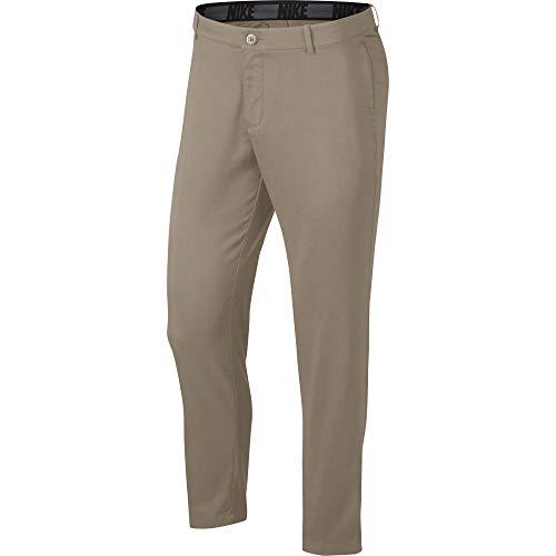 NIKE Men's Flex Core Pants, Khaki/Khaki, 32-30