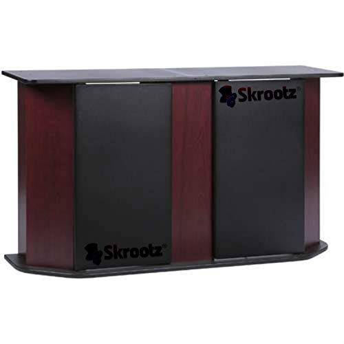 Stands for 55 Gallon Aquariums Cherry Finish Great for Fish Made from Durable Wood - Skroutz Deals