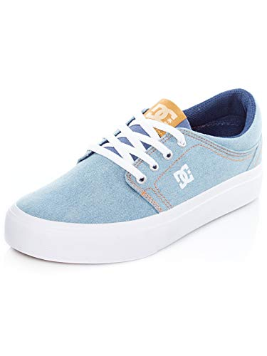 DC Shoes Trase TX SE - Shoes for Women - Schuhe - Frauen - EU 39 - Blau